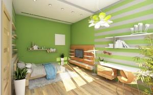 Фасадные лаки, шпаклевка и краски и обои для внутренних работ